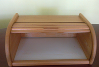 Хлебница деревянная Roshe 0019
