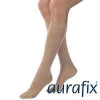 Компресійні гольфи 1 клас Aurafix AV-101 із закритим носком