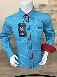 Детская рубашка Sinyor Besni 5-8 с принтом