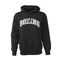 Толстовка Varsity Pullover Hooded Sweatshirt (черная)