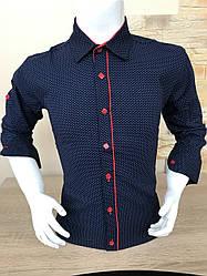 Дитяча сорочка Sinyor Besni 5-8 з принтом
