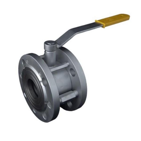 Кран шаровый стальной фланцевый 11с42п Ру16 Ду50/50