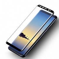 Стекло Edge Glass Full Glue для Samsung NOTE 8