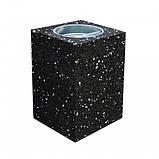Урна для мусора бетонная Куб (28л), фото 3