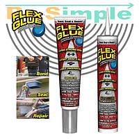 Водостойкий клей универсальный Flex glue | Клей сильной фиксации