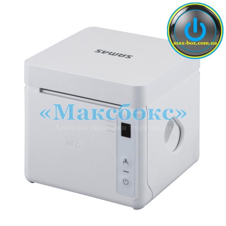 Принтер чеков G-Cube Sam4s белый