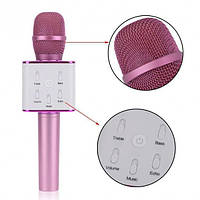 Беспроводной микрофон HI FI Speaker Q7