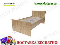 Кровать детская ЭКО на ламелях