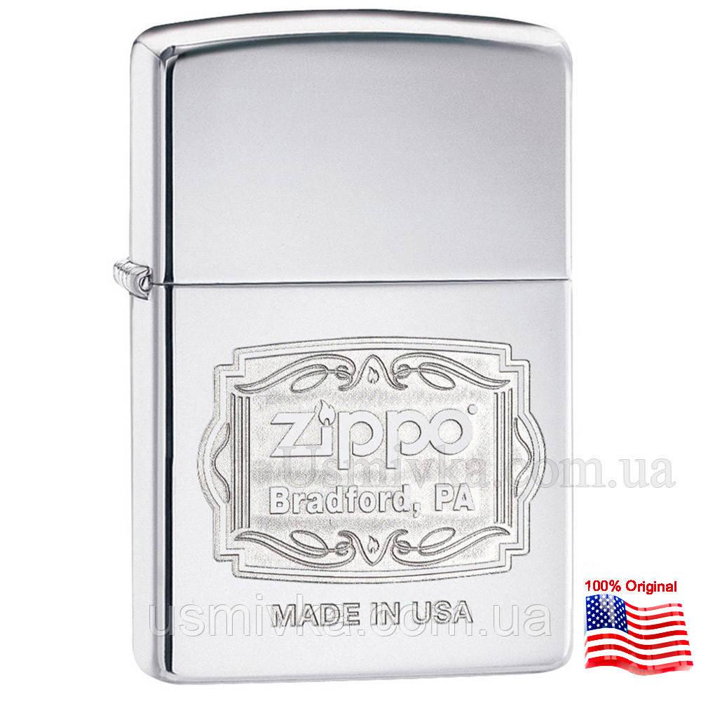 Бензиновая зажигалка Zippo 29521 Bradford