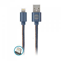 Forever for iPhone 8-pin cable jeans