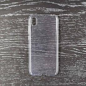 Чехол накладка для Huawei Y5 2019 силиконовый, Air Case Прозрачный