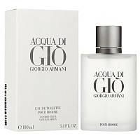 Мужские - Armani Acqua di Gio pour homme (edt 100ml реплика) Армани аква ди джио пур хом, фото 1