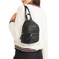 Женский стильный черный рюкзак KENDALL + KYLIE, фото 1