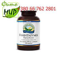 Пищеварительные ферменты (Food Enzymes)Улучшают расщепление и усвоение питательных веществ.