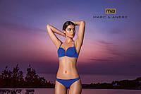 Ярко - синий в купальниках  с пуш - ап   Marc&Andre