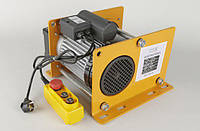 🔶  Тельфер горизонтальный Euro Craft KDL 1000 / 2200 Вт / Гарантия 1 Год.
