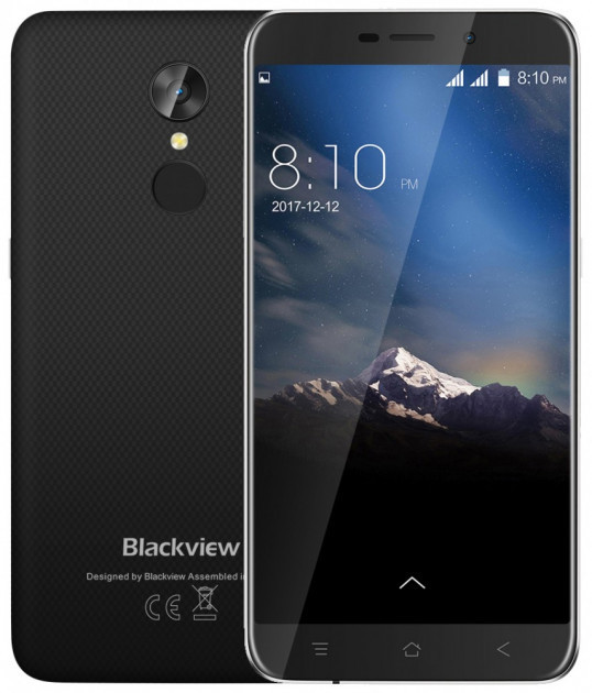 Смартфон Blackview A10 2/16Gb Black