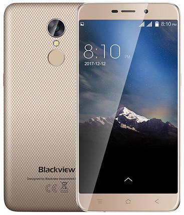 Смартфон Blackview A10 2/16Gb Gold, фото 2