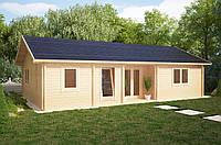 Дом деревянный из профилированного бруса 12х6. Скидка на домокомплекты на 2020 год