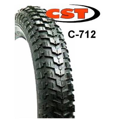 """Велошина 18"""" x 2.125 C712 Trekking CST 05519 чорна"""