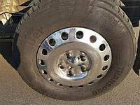 Колпаки на диски Volkswagen LT 95-06 ( Спринтер/ ЛТ, 1 катковый). нержавейка. Турция, фото 1