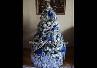 Рождественское, новогоднее оформление квартир, загородных домов,  новогодней елки