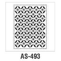 Трафарет AS-493, 30х21см