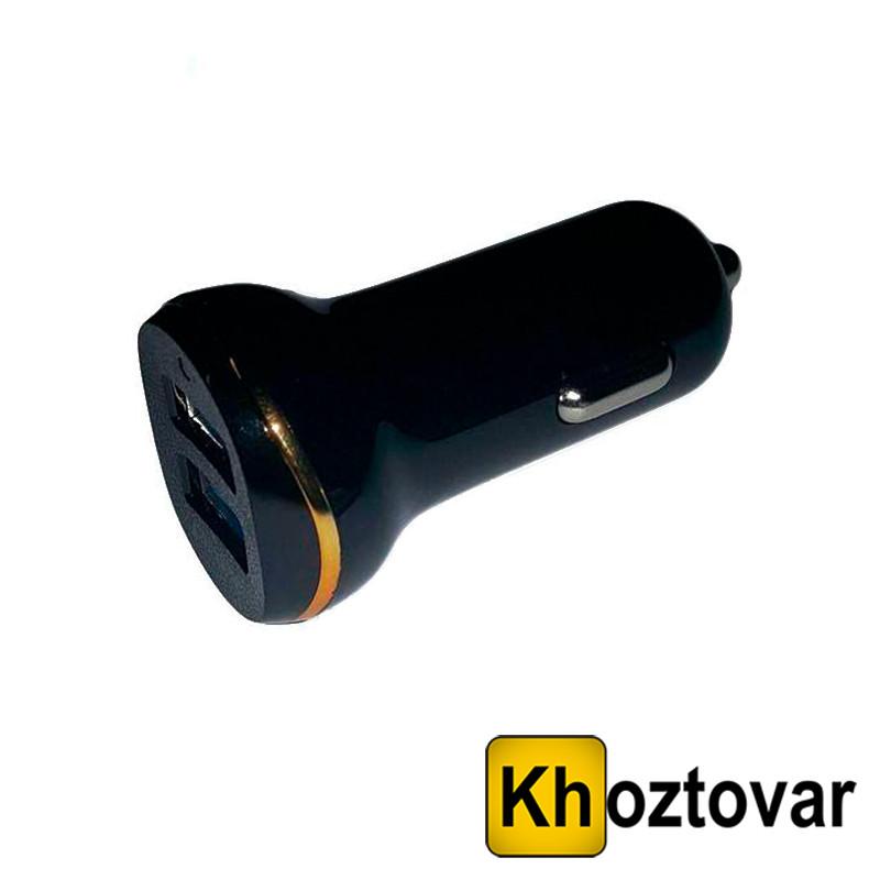 Автомобильная USB-зарядка Intelligent Charger USB Car Charger