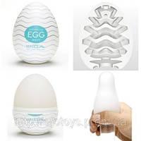 Яйцо мастурбатор Tenga Egg Wavy