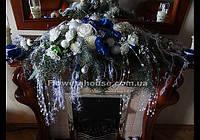 Новогодняя флористика, рождественское оформление квартир, домов, ресторанов,  новогодней елки