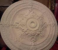 Силиконовые формы для лепнины Розетка потолочная, фото 1