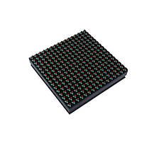 LED дисплей P10RGBO 16X16 модуль полноцветный для уличного применения
