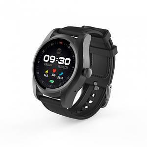 Умные часы Forever Smart Watch SIM SW-200 black