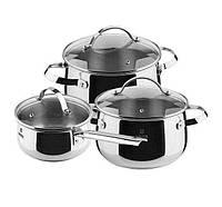 Набор кухонной посуды Culinaire 6 пр Vinzer VZ-89030