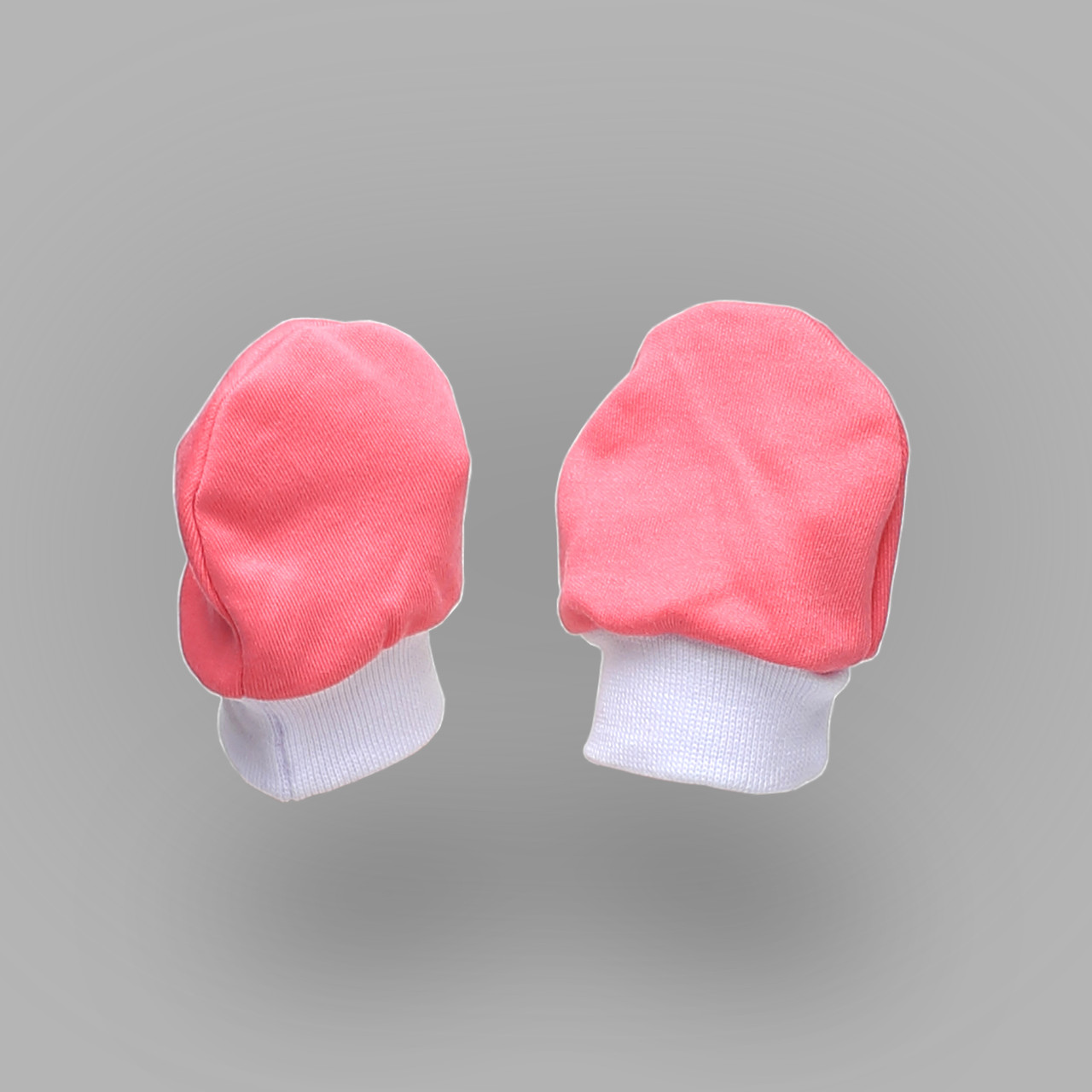 Царапки для новорожденных. Цвет Розовый.