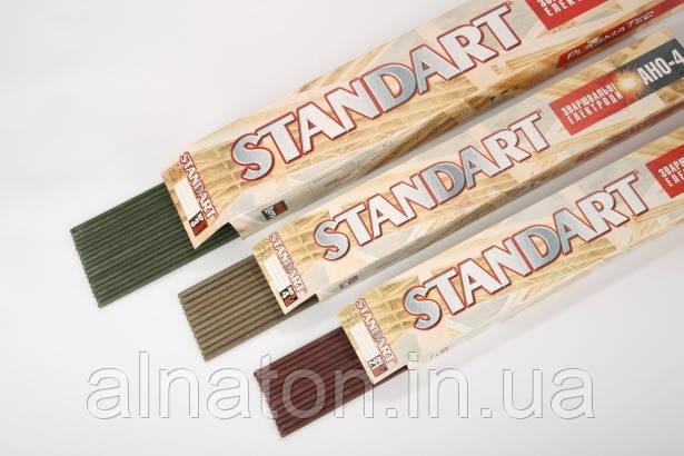 Электроды Стандарт УОНИ 13/55 3 мм (уп. 2,5кг)