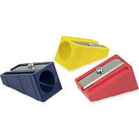Точилка без контейнера, для крупных и нестандартных карандашей, KUM