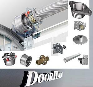 Запчасти и комплектующие для ворот Doorhan