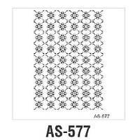 Трафарет AS-577, 30х21см