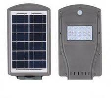Уличный LED светильник на солнечной батарее SL402-20w (600lm)