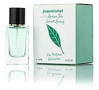 60 мл Міні-парфуми Jeanmishel Love Green tea (ж) кубик 35