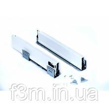 Система для выдвижения ящиковPROBOX Grass Hopper: L=450 мм, без крепления задней стенки,БЕЛЫЙ