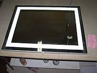 Зеркало со встроенной подсветкой на светодиодах