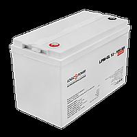 Аккумулятор гелевый  LPM-GL 12 - 100AH