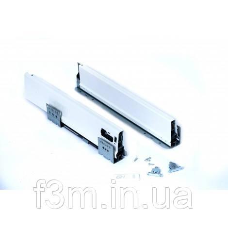Система для выдвижения ящиковPROBOX Grass Hopper: L=500 мм, без крепления задней стенки,БЕЛЫЙ