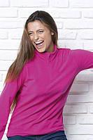 Женский флисовый пуловер с короткой молнией, 100% полиэстер