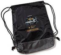 Оригинальный мини рюкзак Boeing F/A-18E/F Super Hornet Cinch Sac 598098070042 (Black)