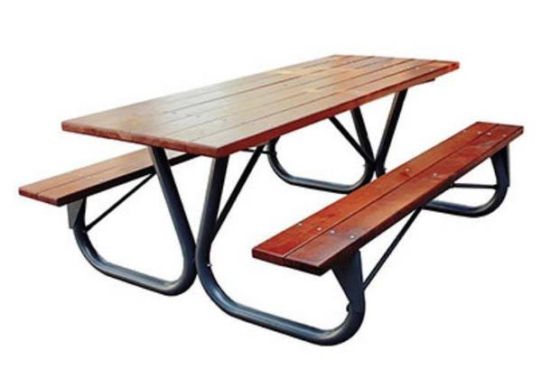 Комплект стол садовый для пикника, фото 2