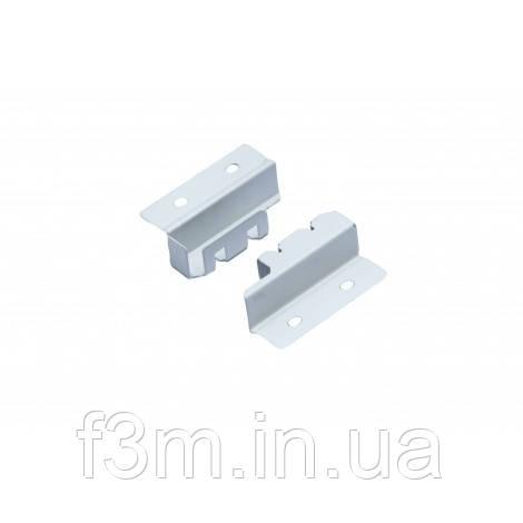 Система для выдвижения ящиков PROBOX Grass Hopper: КРЕПЛЕНИЕ задней стенки, БЕЛЫЙ