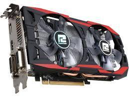 "Видеокарта PowerColor TurboDuo AMD Radeon R9 270 (AXR9 270 2GBD5-TDHE/OC) ""Over-Stock"" Б/У"